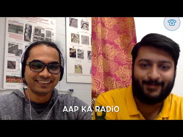 Meet Pulkit Sharma: AAP Social Media Campaigner (AKR Ep 16)