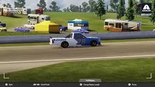 NASCAR Heat 3 Amazing finish at Canadian Tire