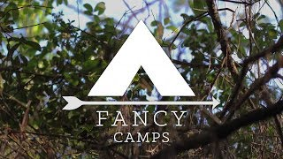 Fancy Camps :: Grayton Beach State Park :: 20/30north Studios