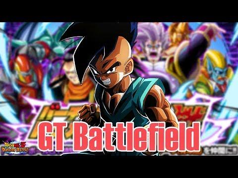 DAS NEUE GT BATTLEFIELD - Virtual Dokkan Ultimate Clash Walkthrough! DBZ Dokkan Battle JP thumbnail