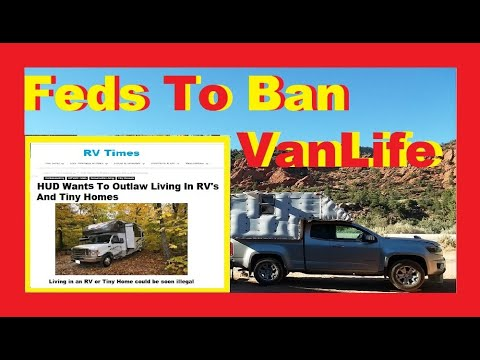 federal-government-just-banned-van-life-nomad-/-rv-living-full-time