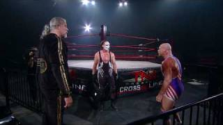 TNA: Sting vs. Angle Empty Arena Footage