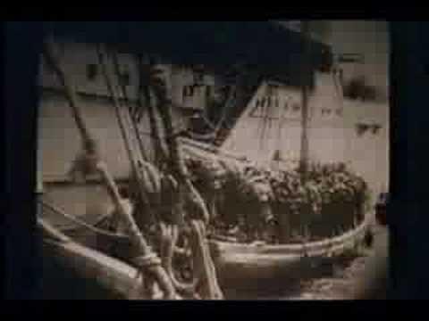 Italian invasion of Libya / Real actual videos