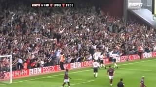 Fernando Torres 1st Goal vs west ham United 09-10