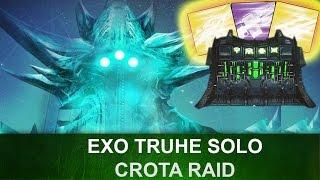 Destiny: Crota Raid Exo Truhe Solo / Chest Solo (Deutsch/German)