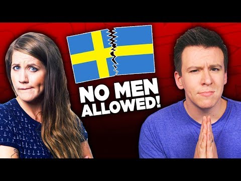 Thumbnail: Why People Are FREAKING OUT About Men Being Banned From Sweden's New Music Festival...