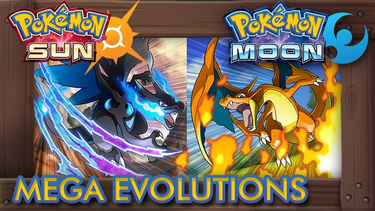 Mega Evolution - Pokemon Sun & Pokemon Moon Wiki Guide - IGN