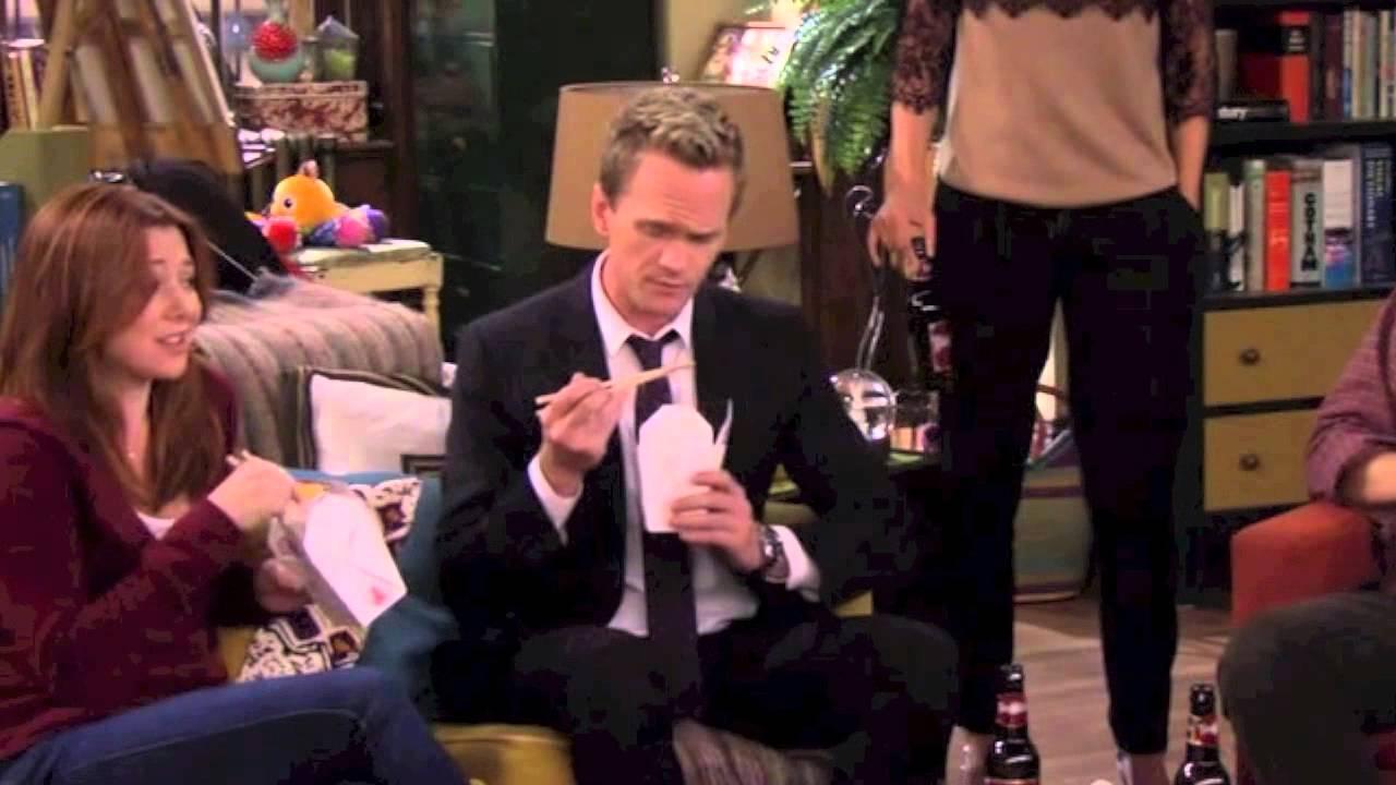 Chopsticks Are Legendarily Possimpible For Barney Youtube