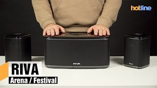 RIVA Audio — обзор мультирум-акустики
