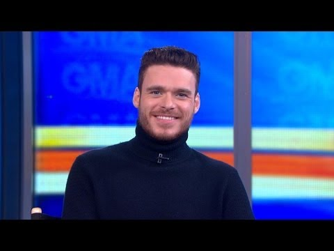 Richard Madden : Rob Stark Actor Find's New Home on Discovery Channel's 'Klondike'