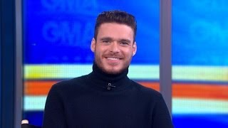 Richard Madden interview: Rob Stark Actor Find
