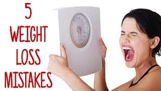 Are You Making These Weight Loss Mistakes? Why Diets Fail!