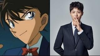 韓網票選最像 工藤新一的男演員  人氣一位… 朴寶劍?南柱赫?