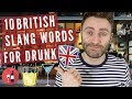 10 British Slang Words For Drunk