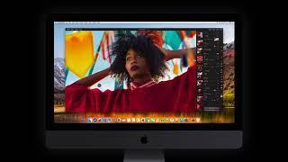 iMac Pro Produktepräsentation 2018, 8-18 core, VEGA Grafik - der schnellste Mac aller Zeiten