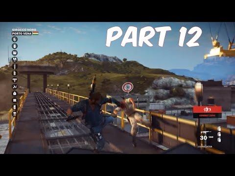 Just Cause 3 [Liberation - Porto Vena] (Gameplay Part 12)