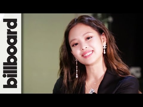 Jennie of BLACKPINK Opens Up About Her Song Solo  Billboard