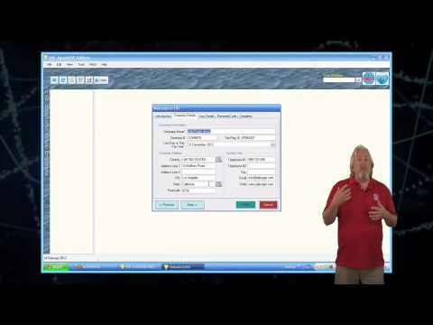 EVE Installation Tutorials Seven Steps   4. Welcome To EVE... Opening EVE For The First Time