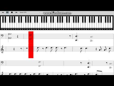 Miley Cyrus  Adore You Piano Tutorial with Sheet Music