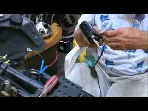 Wiring your Accel Motorcycle coils Correctly - YouTube