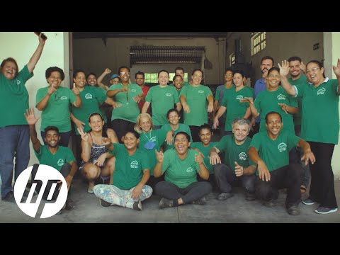 HP And Cooperatives: An Inclusive E-Waste Story | Reinventing Impact | HP