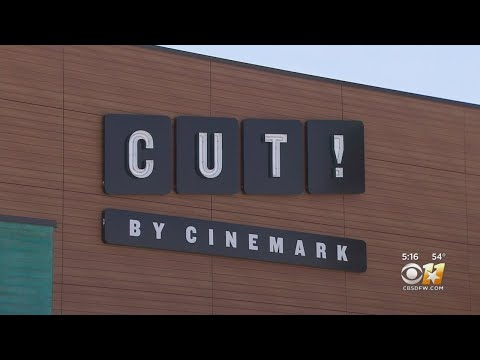 Cinemark Unveils New Movie Theater Concept In Frisco