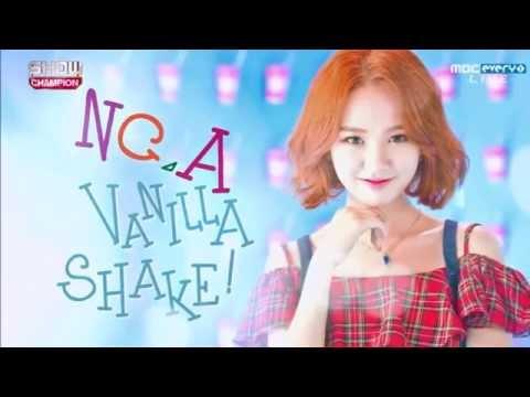 NC.A  - Vanilla Shake [Audio + Photos]