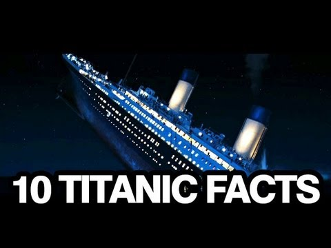 10 incredible facts about the titanic doovi