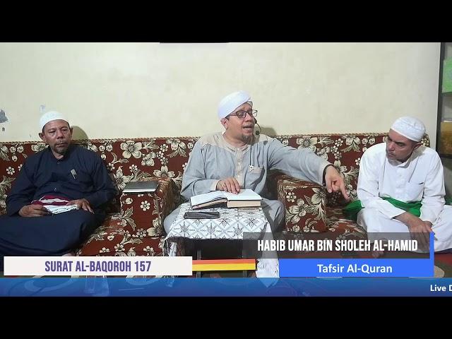 Kajian Tafsir Jalalain 2020-11-07 - Al-Baqoroh 157