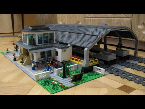 lego metro station - cinemapichollu