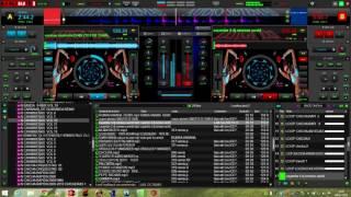 CAYAMBEÑAS DEL RECUERDO MEZCLANDO CON VIRTUAL DJ2
