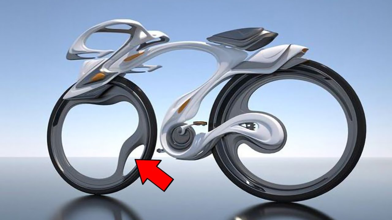 10 सबसे अजीब और विचित्र साइकिल | 10 UNUSUAL BICYCLE TECHNOLOGY You Can Ride Very Fast