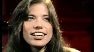 "Carly Simon - 1972 recording ""No Secrets"" in London"