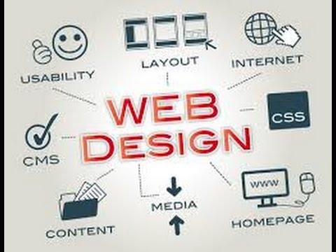 web design (Arabic)