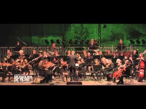 John Williams / Jurassic Park • LIVE CONCERT Philharmonique Montmédy