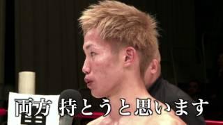 4月8日(土)東京・後楽園ホールにて開催される『SHOOT BOXING 2017 act.2...