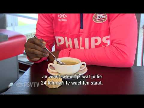 "PSV's Isimat-Mirin: ""I will eat Atletico like I'm eating this soup"""