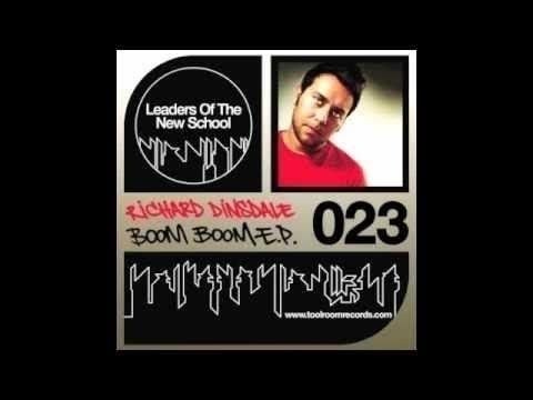 Richard Dinsdale 'Boom Boom' (Original Club Mix)