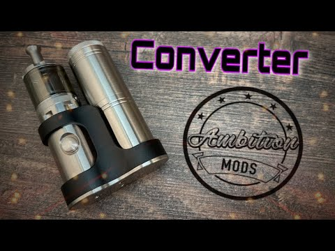 Ambition Mods Converter side by side or tube mod