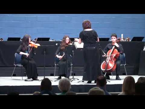 2016_05_14 TCA Fine Art Vespers – Pachabel's Canon – String Ensemble