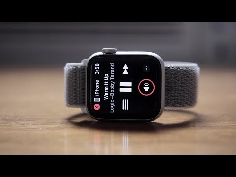 The Apple Watch's Fatal Flaw // SERIES 4 HANDS-ON REVIEW