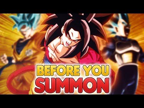 BEFORE YOU SUMMON: NEW Full Power SSJ4 Goku | Dragon Ball Z Dokkan Battle