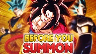BEFORE YOU SUMMON: NEW Full Power SSJ4 Goku | Dragon Ball Z Dokkan Battle