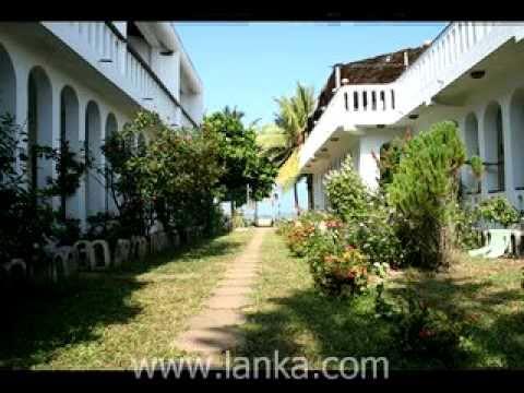 Silver Sands Negombo Sri Lanka Youtube