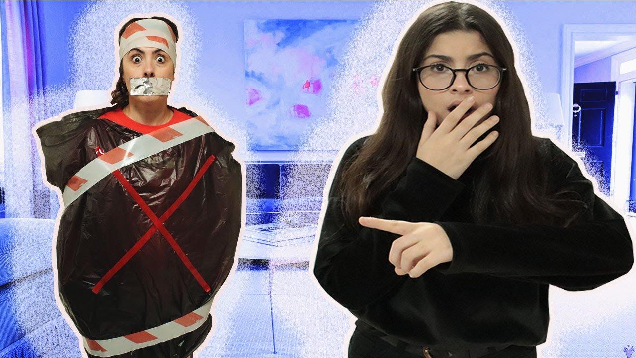 Gercek Hayatta Scary Teacher Deli Ogretmen Macerasi 14 Igne Sakasi Eylul Lal Youtube