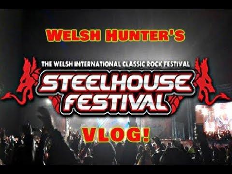 SteelHouse Festival 2017 Vlog