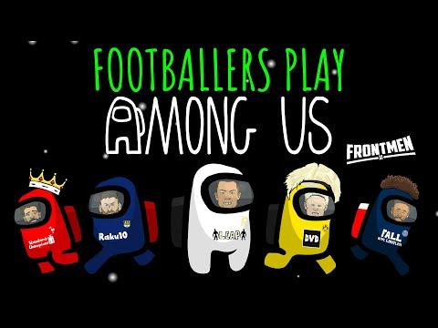 🩸Among Us: Football Edition 🩸(Feat Ronaldo Messi Neymar Zlatan +IMPOSTOR!) Frontmen Season 2.1