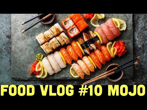 Food Vlog| YUMMY SUSHI| Mojo| Amsterdam