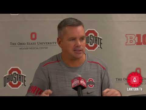 Ohio State men's basketball HC Chris Holtmann press conference   November 8, 2017