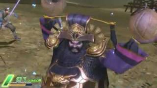 DYNASTY WARRIORS NEXT GAMEPLAY - JIN & OTHER